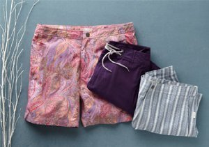 Pack Your Bags: Surf & Sun Picks from Onia