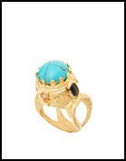 Ottoman Hands Ornate Ring