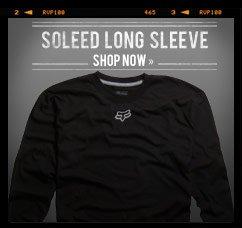 Soleed Long Sleeve