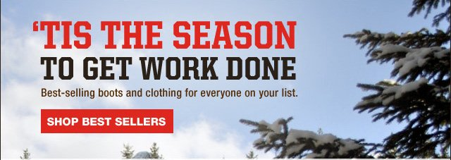 'Tis the Season to Get Work Done