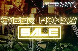 Cyber Monday Sale
