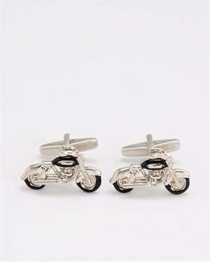 Kenneth Cole Reaction Motorcycle Cuff Links