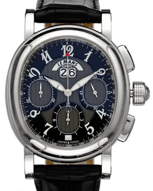 Le Mans LU Classic Stainless Steel Chronograph Watch