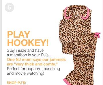 PLAY HOOKEY!