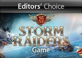 Sky Gamblers: Storm Raiders - Game