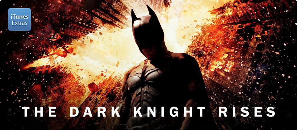 The Dark Knight Rises - (ITUNES EXTRAS)