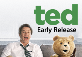 Ted (Unrated) - Early Release