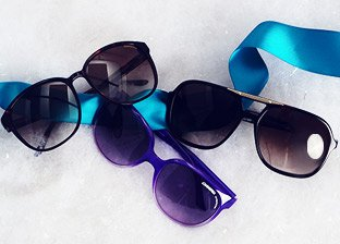 Luxury Designer Sunglasses: Carrera, Chloe, Nina Ricci & more