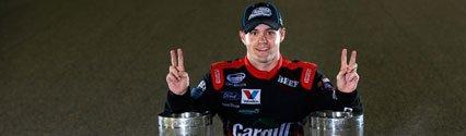 NASCAR Gunslinger Ricky Stenhouse Jr. Claims Second Consecutive Nationwide Title