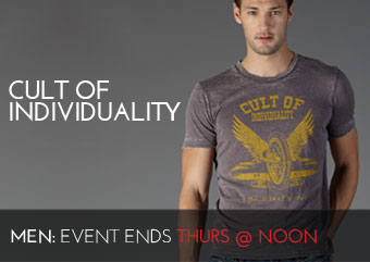 CULT OF INDIVIDUALITY - Mens