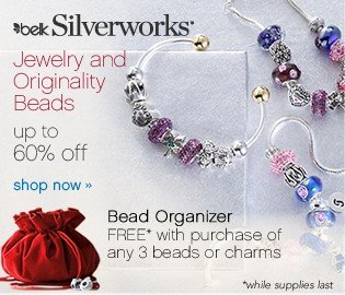 Belk Silverworks. Up to 60% off. Shop now