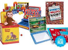 The Playroom's Greatest Hits Kids' Timeless Toys