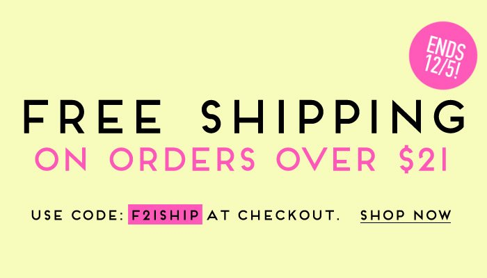 Free Shipping Offer - 2 Days Only! - Shop Now