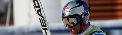 Aksel Lund Svindal Claims Two Titles in Canada