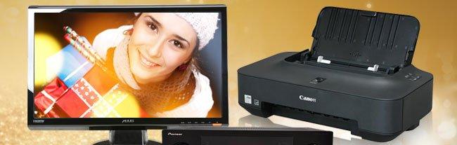 LCD, Printer