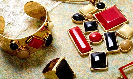 Trina Turk Jewelry  - Visit Event