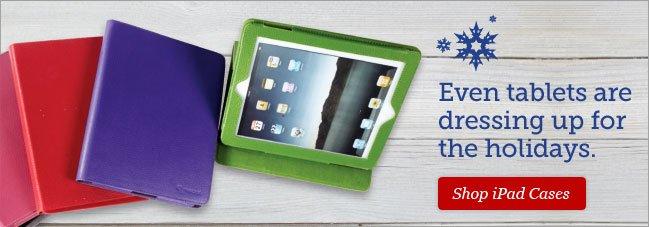 Shop iPad Cases
