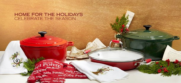 HOME FOR THE HOLIDAYS: CELEBRATE THE SEASON, Event Ends December 7, 9:00 AM PT >