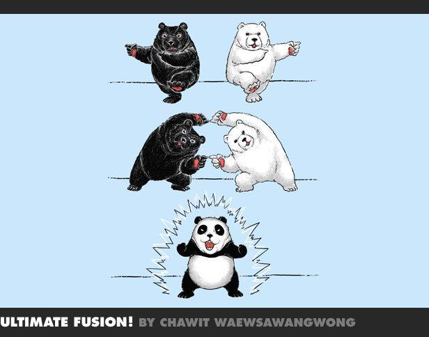 Ultimate Fusion by Chawit Waewsawangwong