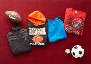 Russell Athletic Activewear Sets for Boys