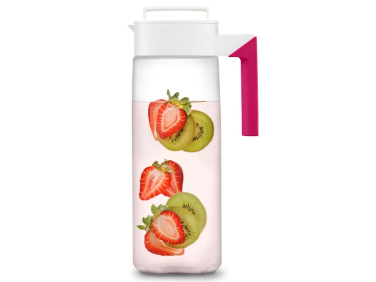 Fruit Infusion Water Pitcher by Takeya from Tanya Zuckerbrot