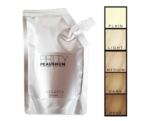 Prtty Peaushun Skin Tight Body Lotion from Tracy Anderson