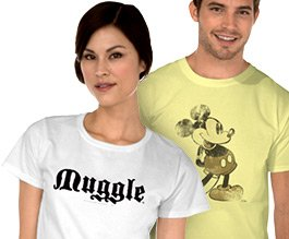40% Off Your  Favorite Movie & Character Tees