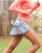 Run: Pacesetter Skirt