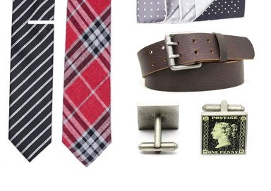 Shop In the Details: Ties, Belts & More