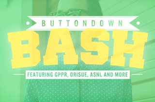 Buttondown Bash