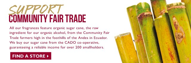 Support Community Fair Trade - Find a store