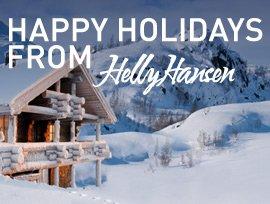 Happy Holidays - Helly Hansen
