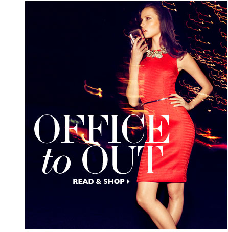 OFFICE to OUT READ & SHOP
