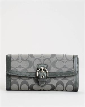 Brand New Coach Buckle Wallet $135