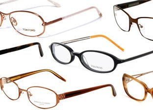 Designer Optical Glasses by Tom Ford, Coach, Boucheron