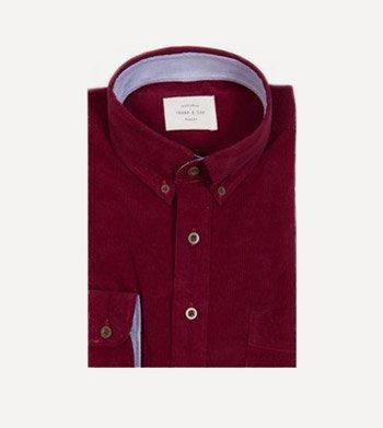 Delemont Corduroy Shirt