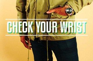 Check your Wrist