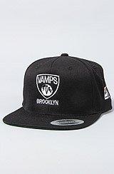 The Vamps Brooklyn Snapback Hat in Black