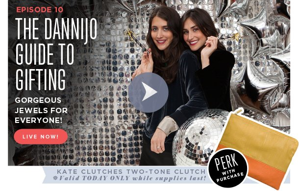 The Dannijo Guide to Gifting