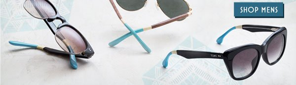 Shop blue-tip eyewear