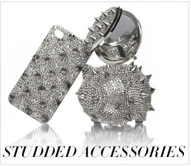 STUDDED ACCESSORIES
