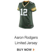 AARON RODGERS | LIMITED JERSEY | BUY NOW