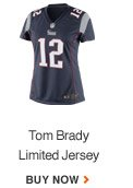 TOM BRADY | LIMITED JERSEY | BUY NOW