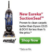 Eureka Suction Seal
