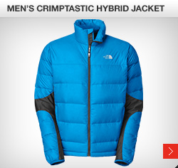 WOMEN'S CRIMPTASTIC HYBRID JACKET