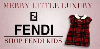 Shop Fendi Kids
