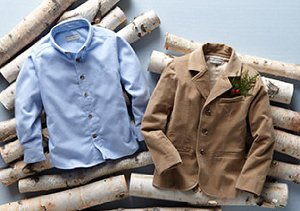 THE BUTTONED UP BOY: BLAZERS, WOVEN SHIRTS & MORE