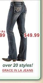 Grace in LA Jeans $49.99