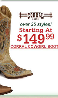Corral Starting at $149.99