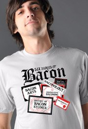 Six Degrees of Bacon